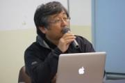 遠野まごころネット・多田理事長(撮影;神楽千砂)